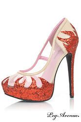 CHAUSSURES TALONS INFERNO LEG AVENUE http://www.prod4you.com/#!chaussure-soiree-escarpin-sexy/c1679