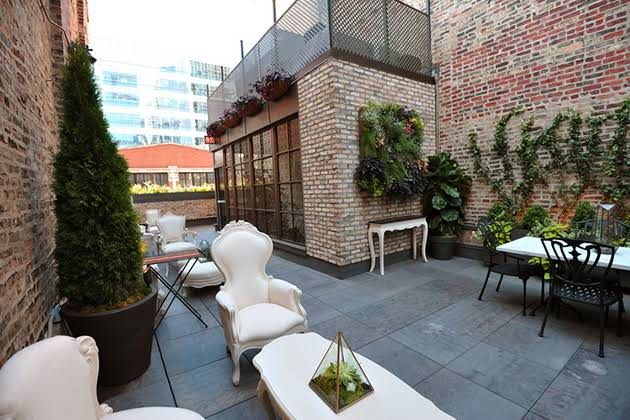 BRIDES Chicago: 7 Rooftop Bars for Your Bachelorette Bash