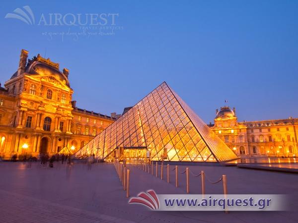 Γαλλία - Παρίσι (Λούβρο)
