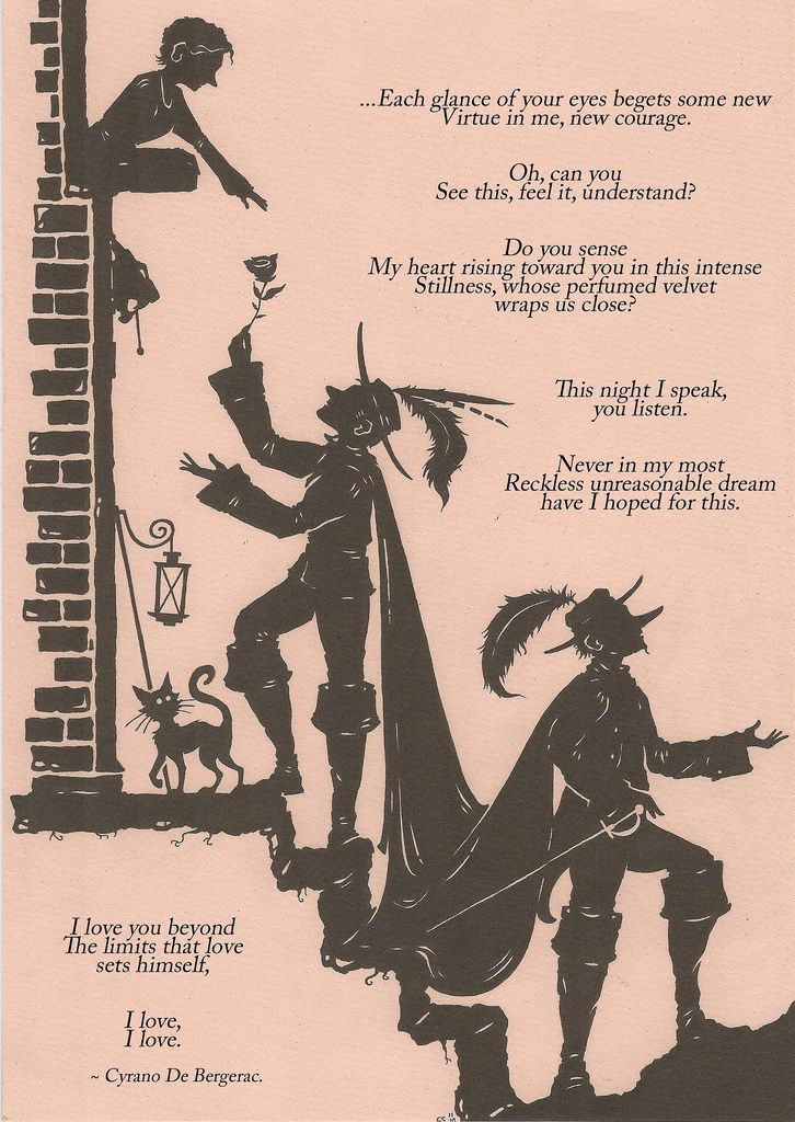 an overview of the play cyrano de bergerac Cyrano de bergerac act 5, scene 5 summary & analysis from litcharts | the creators of sparknotes  at the end of the play, dramatic irony produces pathos and .