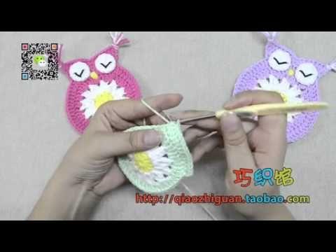 Owl knitting