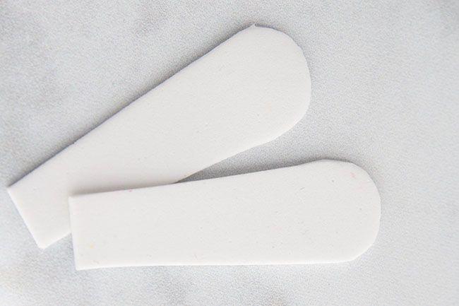 Cut out Foam Easter Bunny Ears