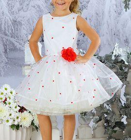 Маленькая Леди Платье