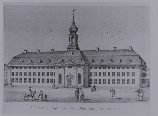 Børnehuset på Christianshavn Torv