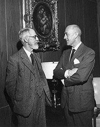 Judgment Day: Christopher Dawson in 1942 (Christopher Dawson & Sir Alec Guinness) http://www.imaginativeconservative.org/2012/11/judgment-day-christopher-dawson-in-1942.html#.ULEAAIV1Fdo