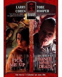 Masters Of Horror TOBE HOOPER & LARRY COHEN Dance of the Dead + Pick Me Up