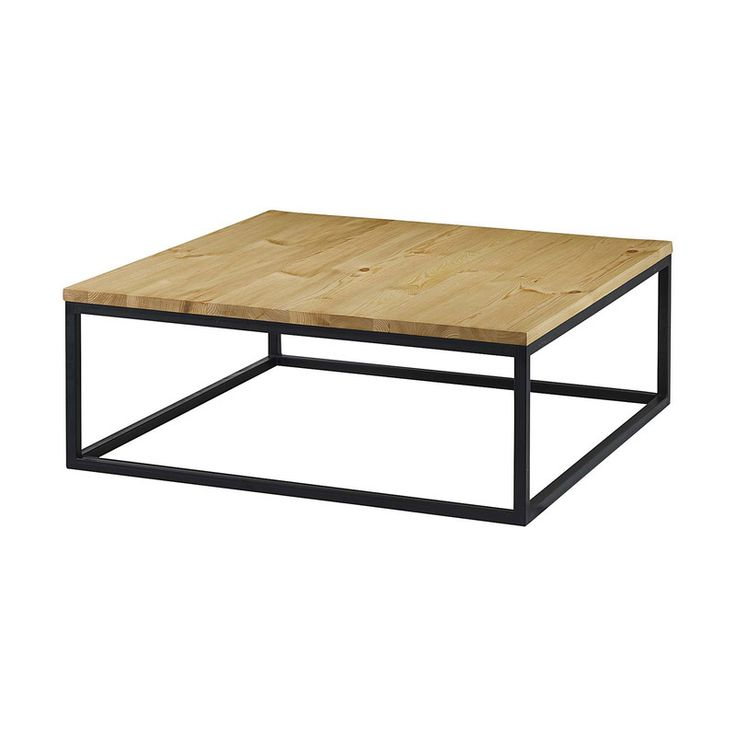 25 best ideas about table basse carr e on pinterest carr potager bois ca - Table basse carree but ...