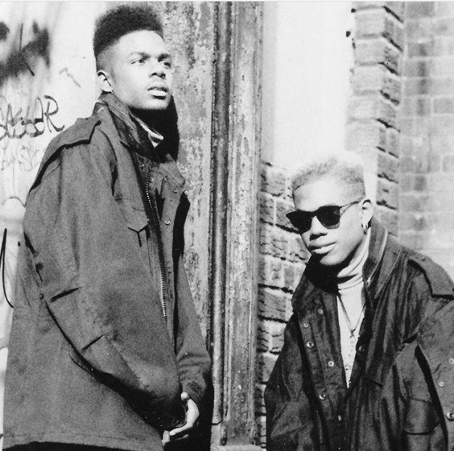 Junger Ghetto Black Teen