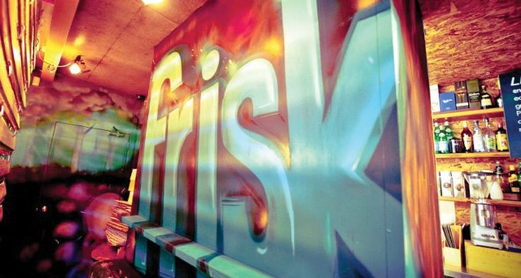 Frisk. Small Bar Northbridge Laid-back atmosphere with a range of tantalising spirits - including Australia's largest gin collection.