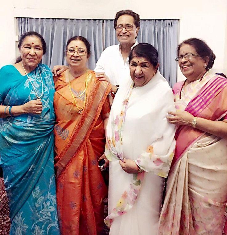 Lata Mangeshkar Height