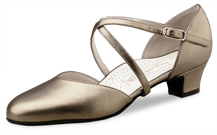 Chaussures de danse werner kern, chaussure de salsa,