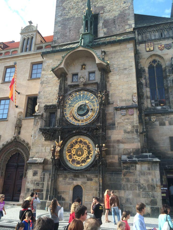 Kopernicus Clock