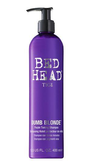 Dumb Blonde Purple Toning Shampoo