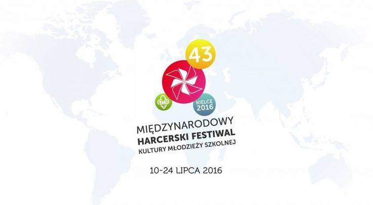 43. Międzynarodowy Harcerski Festiwal Kultury Młodzieży Szkolnej Kielce 2016