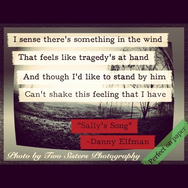 13 best Quotes From Songs images on Pinterest | The nightmare ...