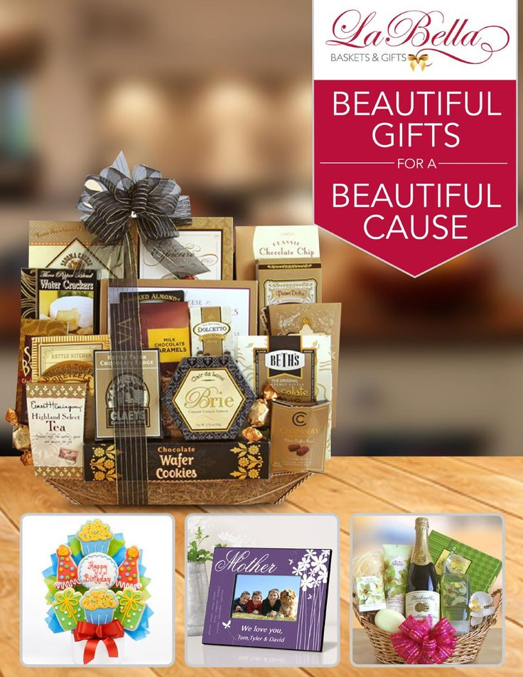 La Bella Baskets & Gifts Catalog  Beautiful Gift Baskets, Flowers, Cookie Bouquets For All Special Occasions.