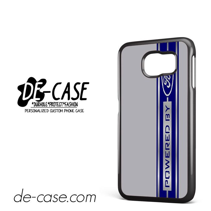 Powered By Ford DEAL-8885 Samsung Phonecase Cover For Samsung Galaxy S6 / S6 Edge / S6 Edge Plus