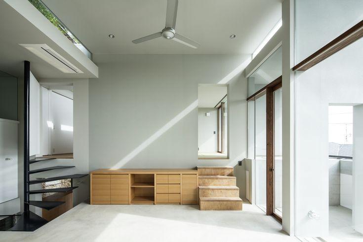 Casa Deslizante,© Yohei Sasakura / sasa no kurasha