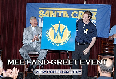 Santa Cruz Warriors | THE OFFICIAL SITE OF THE GOLDEN STATE WARRIORS