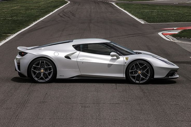 in-house designers at ferrari extensively revise bodywork for one-off 458 MM speciale