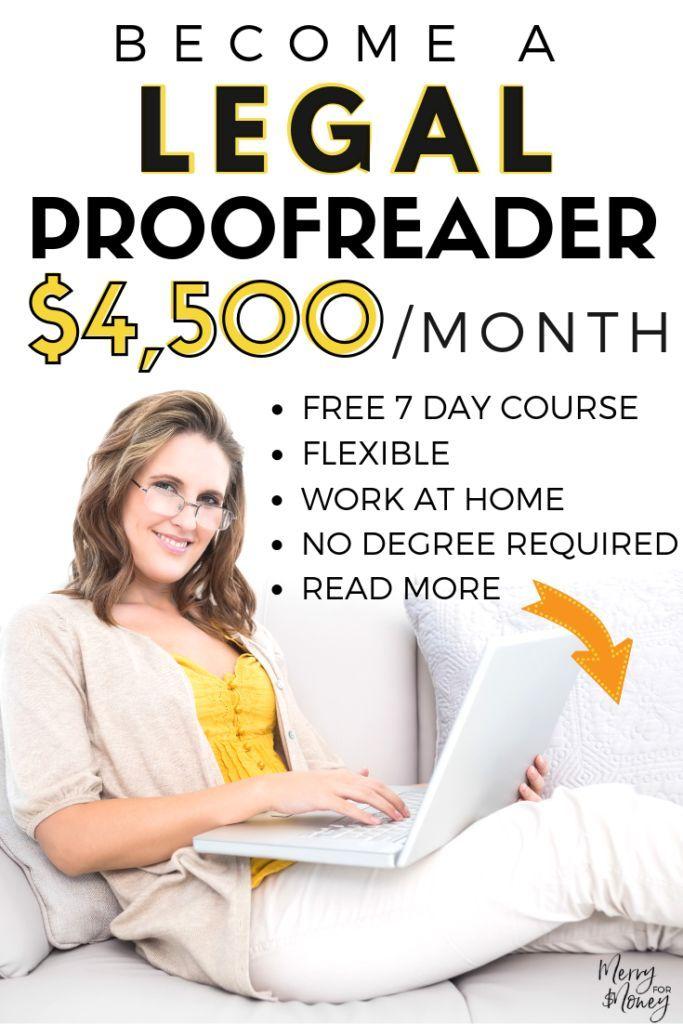 Korrekturlesen von Abschriften – Flexibel, rentabel, 100% von zu Hause aus – Earn Extra Cash | Make Money Ideas | Ways to Make Money