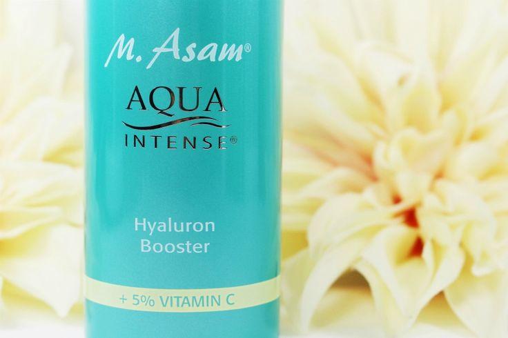 Wir mixen euch einen frischen Cocktail für eure Haut: Pralle Hyaluronsäure mit fruchtigen 5% Vitamin C löschen den Durst unserer Haut und bringen sie zum Strahlen! Der Cocktail heißt M. Asam Aqua Inte