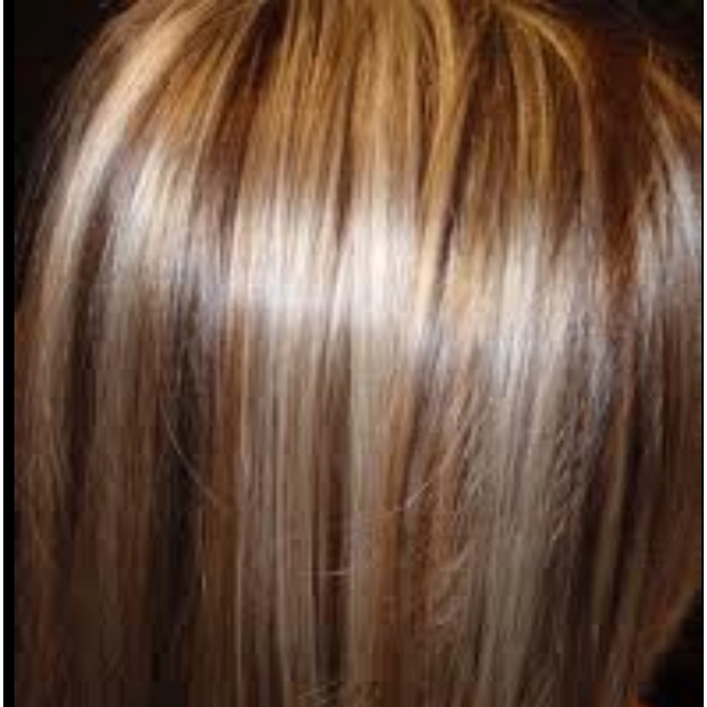 130 best hairstyles images on pinterest hairstyles hair and braids brown and blonde highlights and lowlights pmusecretfo Choice Image