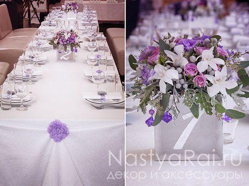 Оформление свадеб - фото, цены, идеи, стили!