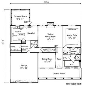 Charming Two Story House Plans With First Floor Master | ... | Second Master Suite