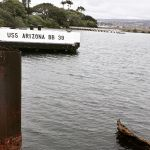 itty bitty positivity committee: U.S.S. Arizona, Pearl Harbor Visitor Center - Honolulu, Hawaii