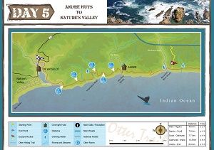 Otter Trail   5 day, 42.5 km hike