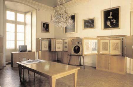 Musée Atger, Montpellier BIU, Abritant l'une des plus prestigieuses collections françaises de dessins et d'estampes du XVIIe au XVIIIe siècle, le musée Atger a été fondé en 1813.