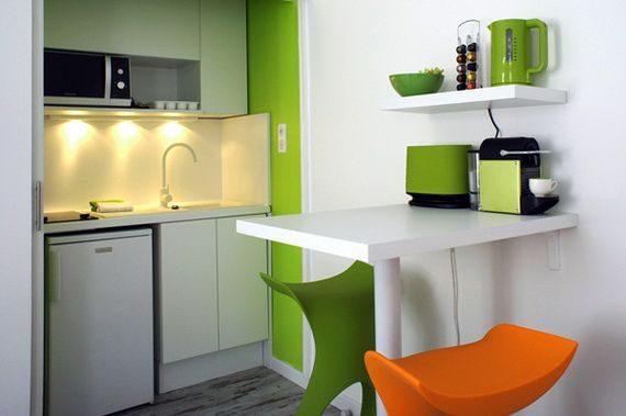 Very Small Apartment Decorating very small apartment design with colorful pop decorating style