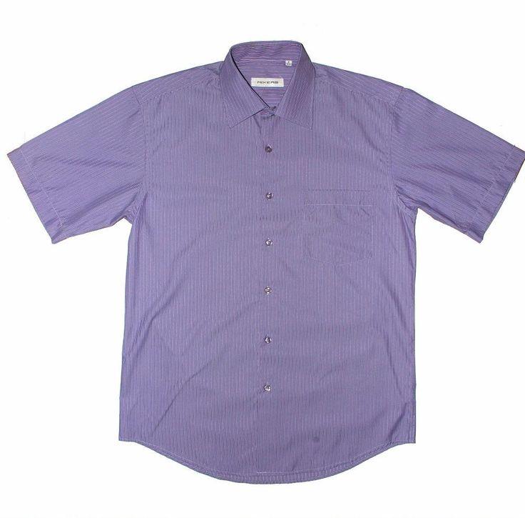 Классическая рубашка в полоску по супер выгодной цене 1500 руб руб, с бесплатной доставкой по Москве и России без предоплаты. В наличие размеры L, M, приезжайте к нам в магазин!