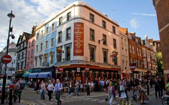 Los 'pubs' más excéntricos de Londres   El Viajero en EL PAÍS