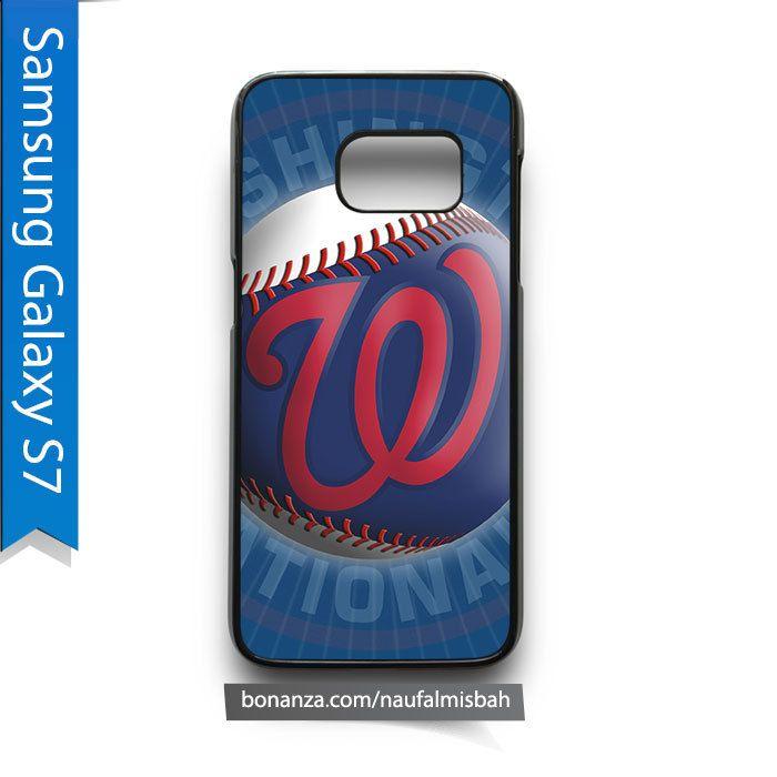 Washington Nationals Custom Samsung Galaxy S7 Case Cover