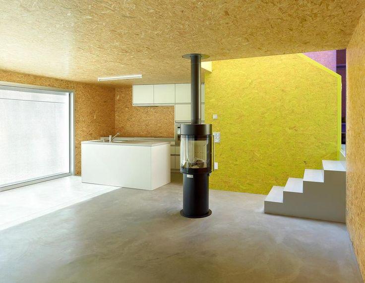 best 25 painted osb ideas on pinterest osb wood osb. Black Bedroom Furniture Sets. Home Design Ideas