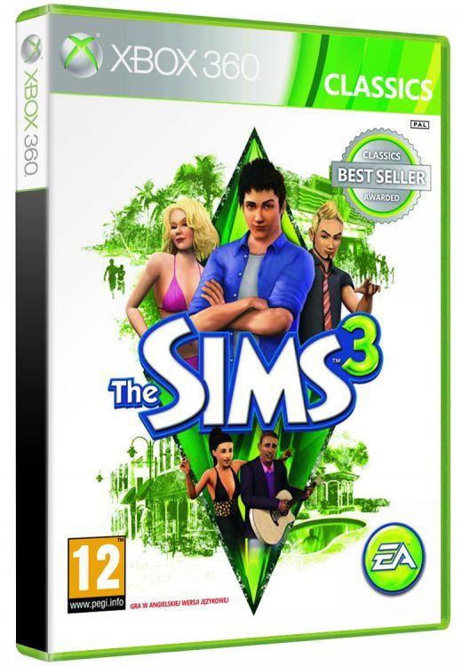 Sims 3 (Classics) (X360) | W sklepie Playstacja.pl