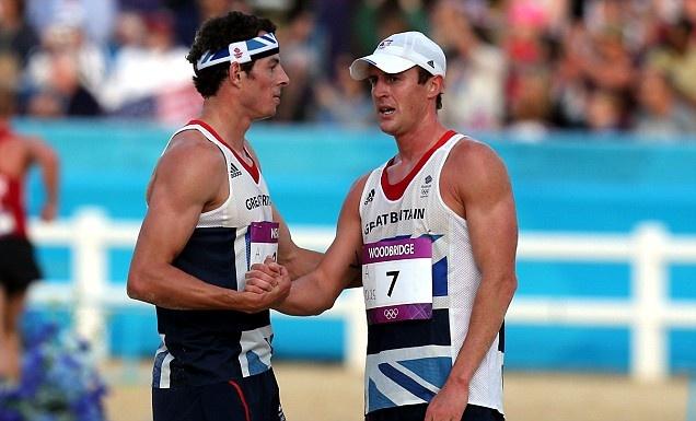 Sam Weale came 13th, Nick Woodbridge came 10th, modern pentathlon - Day 15