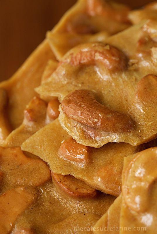 Cashew Brittle Recipe — Dishmaps