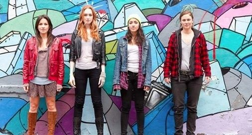 """An Indiegogo Campaign Was Launched To Finance The First Season Of """"Scissr"""" With """"Sense8"""" Star Jamie Clayton"""