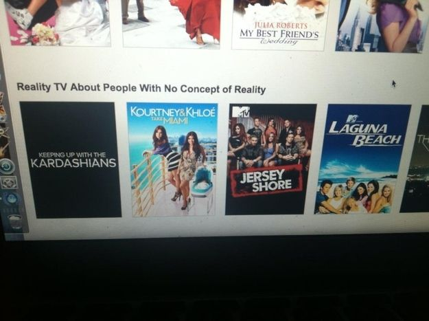 Whichever Netflix employee came up with this category: