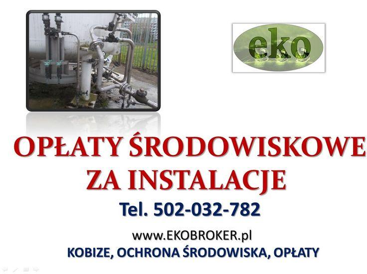 Opłaty środowiskowe 2015, http://ekobroker.pl/
