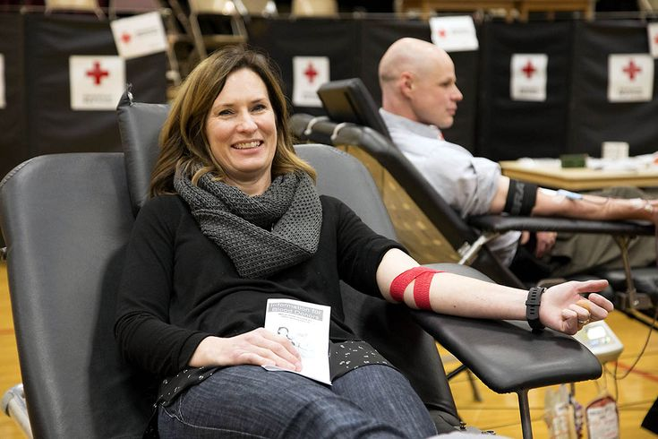 Blood donors urged to help restock American Red Cross shelves after Severe Winter Storms