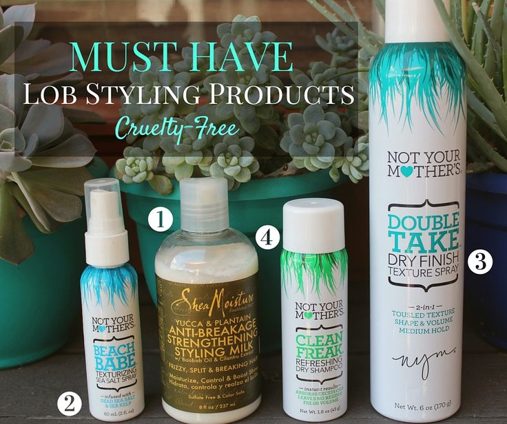 How to Style a Lob   Cruelty-Free