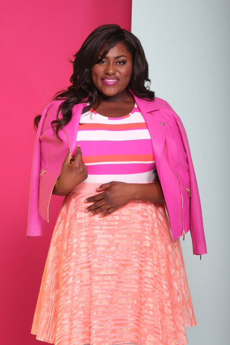 Christian Siriano for Lane Bryant. Danielle Brooks, photo by Brad Walsh