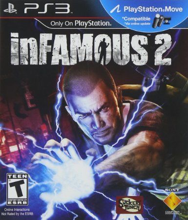 Infamous 2  Playstation 3 Bilingual Edition * Check out the image by visiting the link. Note:It is Affiliate Link to Amazon.