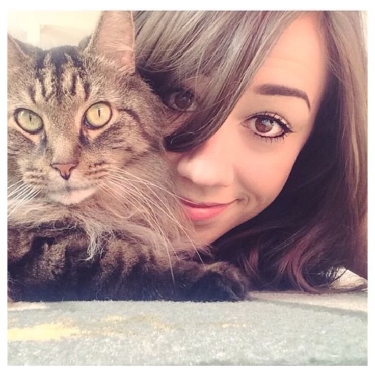 Colleen ballinger She likes cats She likes food She's beautiful She wears onesies and she's a grown woman...