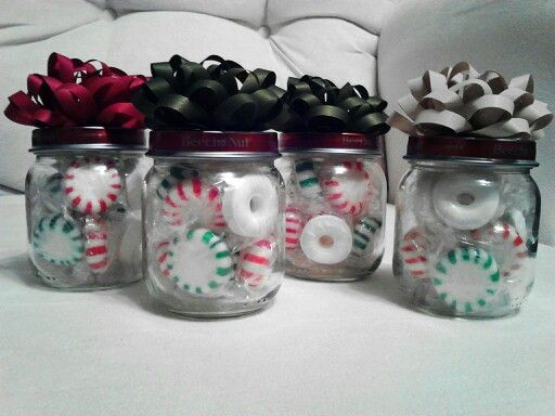 Mints in baby food jars baby food jar crag pinterest for Baby food jar crafts pinterest
