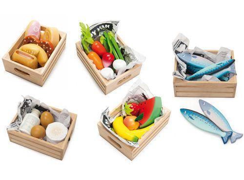 33 best fruit stalls images on pinterest wood toys for Toy van cuisine